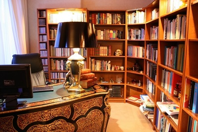 Antique Library Furniture - Different Ranges Of Antique Library Furniture To Decorate Your Home