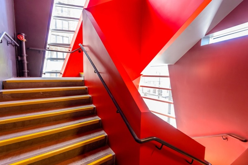 Give Your Structure an Unique Look with Commercial Stairs