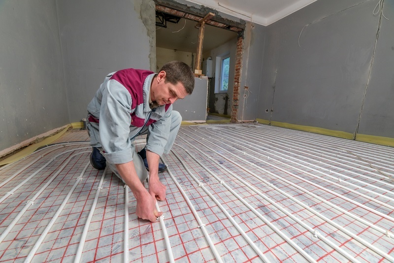 Concrete Slab Heating  - Keep Your Home Warmth by Using Concrete Slab Heating