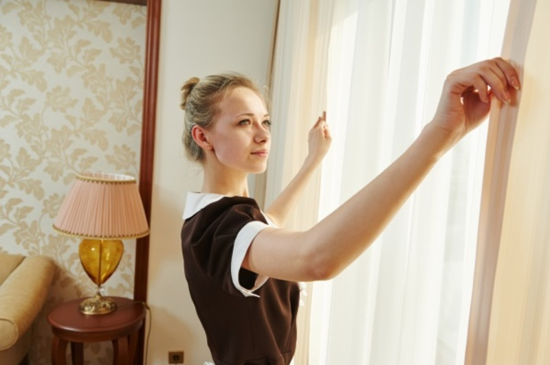 Drapery Cleaning  - Cleaning the Drapery: A Sure Way to Keep Your House Clean