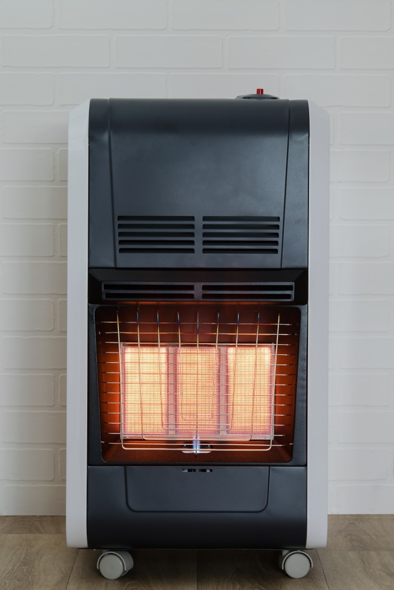 Gas Heater