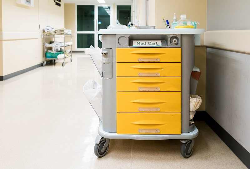 ICU Carts  - Importance of ICU Carts and Their Arrangements