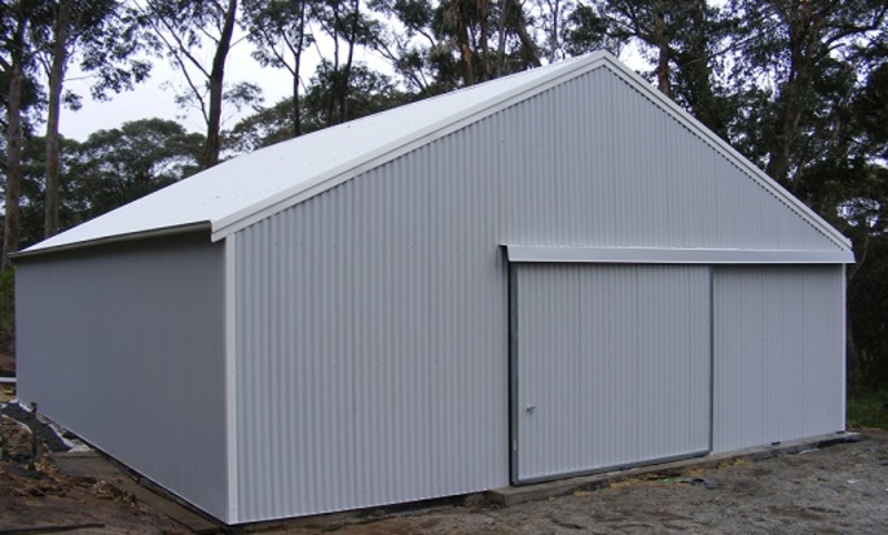 Machinery Shed  - Keep Your Machinery Safe and Protected in A Machinery Shed