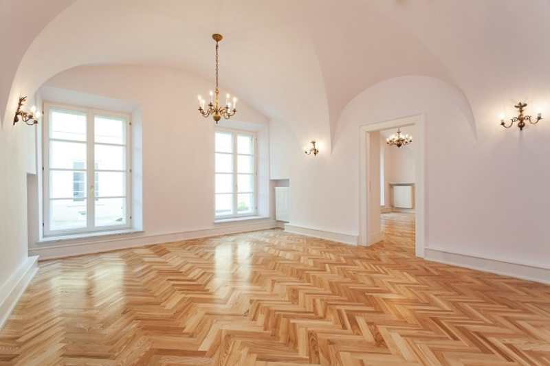 Parquetry Flooring