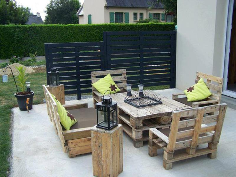 Features Of Pallet Recycling - Get The Best For Your Home