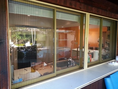 Retractable Window Screens
