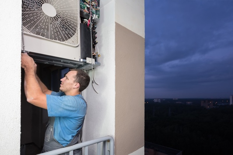Reverse Cycle Split Air Conditioner System