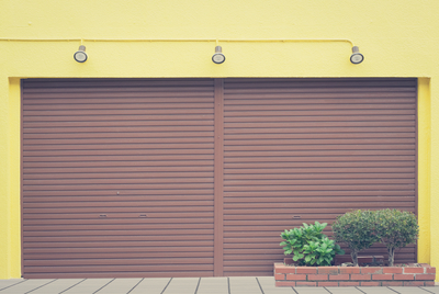 Security Roller Shutter Doors